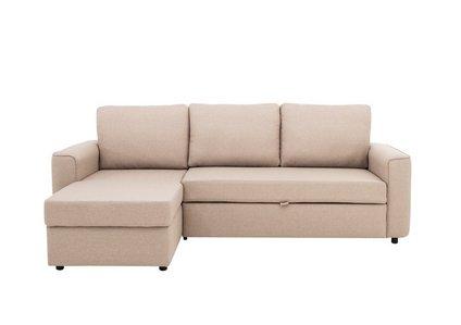 Odeon Corner Chaise Sofa Bed - Furniture Village