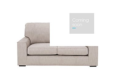 The Avenue Collection 5th Avenue 2 Seater Fabric Sofa Bed in Carson Pebble Dk Col 3 on Furniture Village