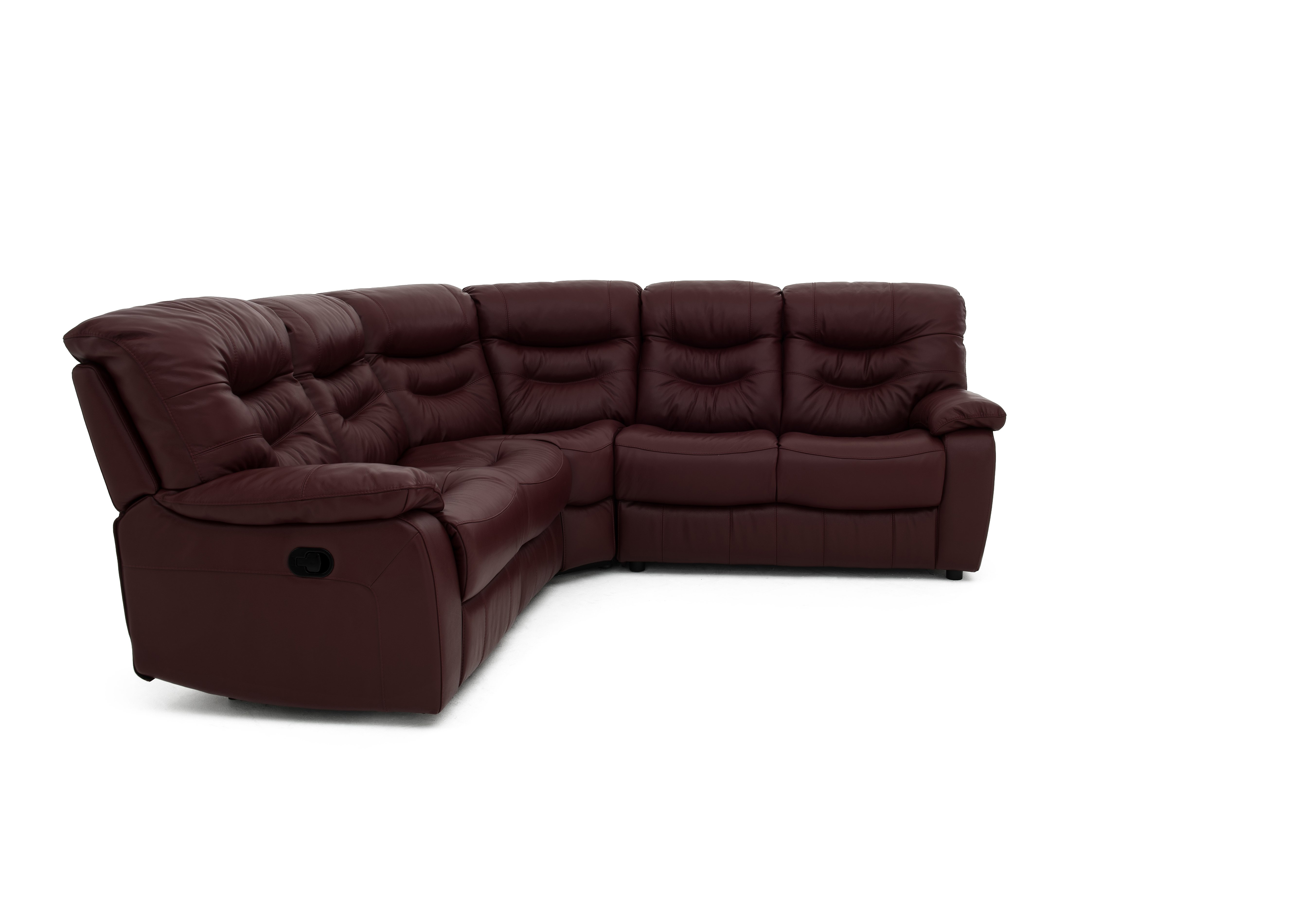 Relax Station Cozy Leather Recliner Corner Sofa World Of Leather