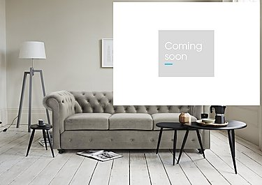 Harper 3 Seater Fabric Sofa in  on Furniture Village