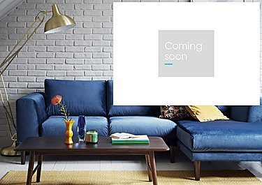 Aria 3 Seater Chaise End Sofa in  on Furniture Village