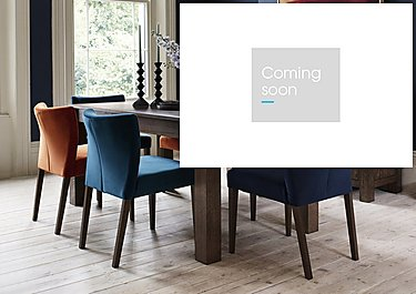 Havana Small Table and 4 Fabric Chairs in  on Furniture Village