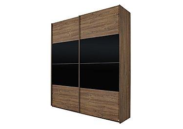 Melbourne 181cm 2 Door Sliding Wardrobe