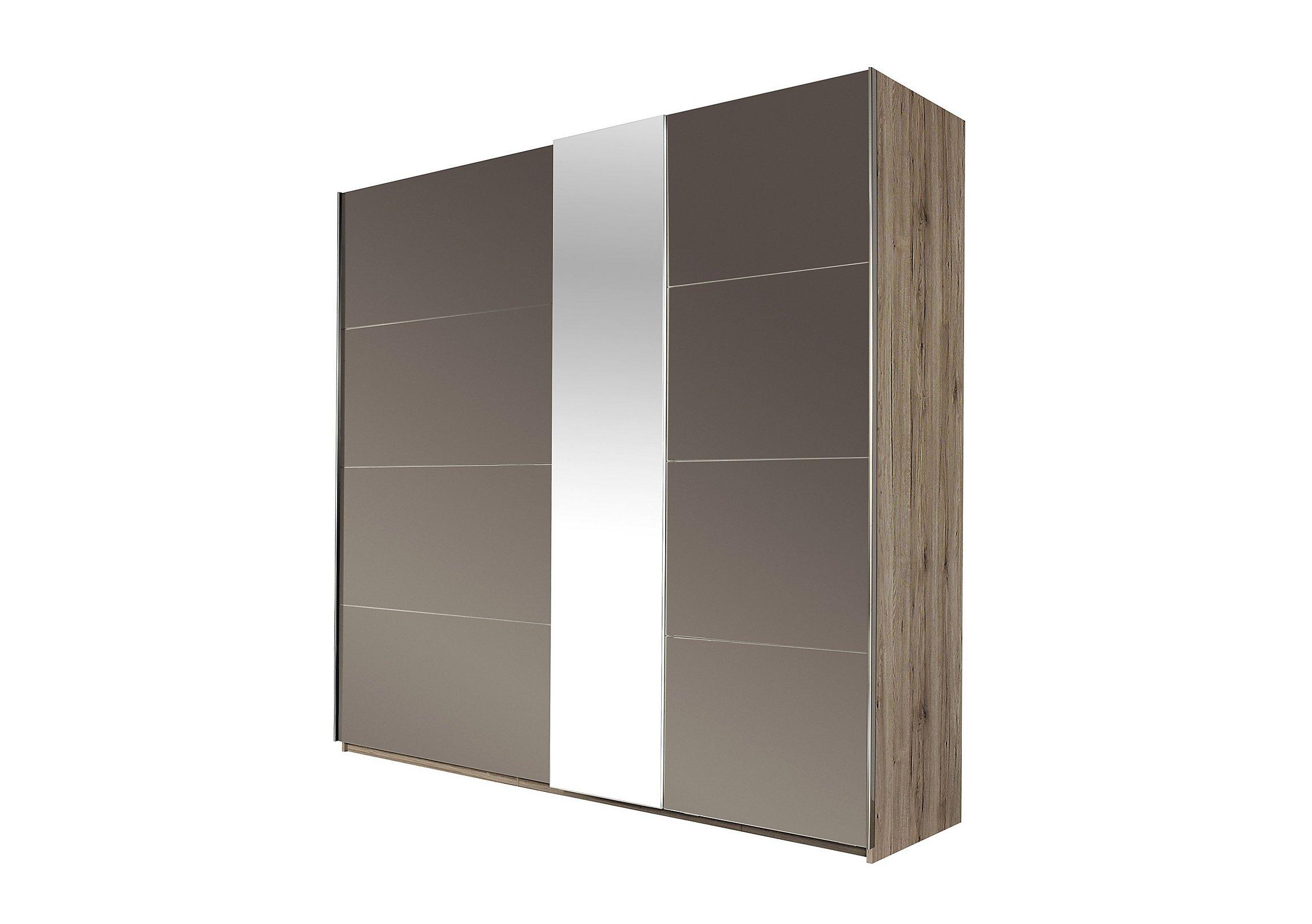 Perth 225cm 2 Door Sliding Wardrobe Rauch Furniture Village