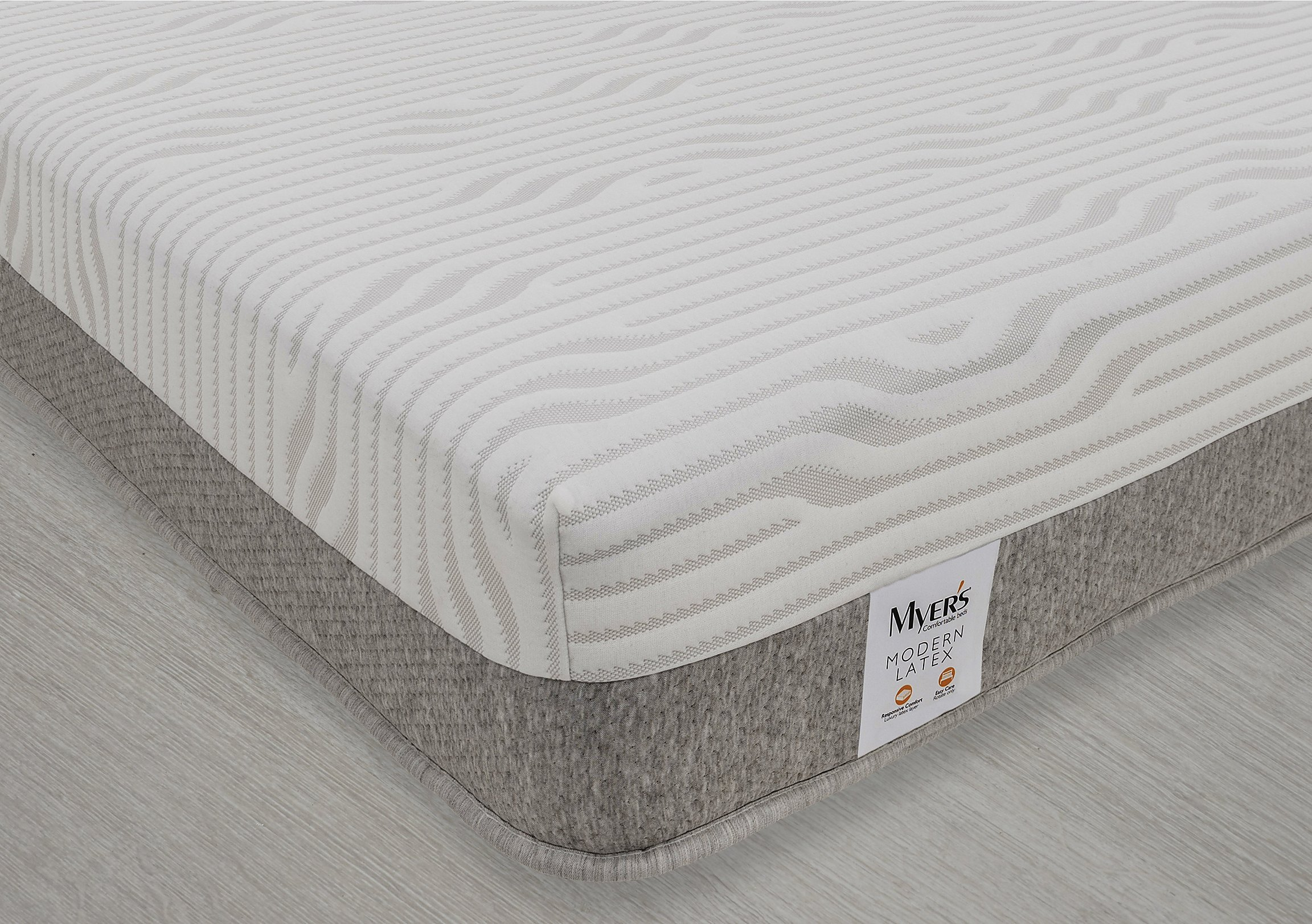 overstock latex product bed flippable home mattress shipping today hevea free garden natural bliss queen inch size