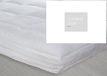 Trendsetter Dual Layer Mattress Topper in  on Furniture Village
