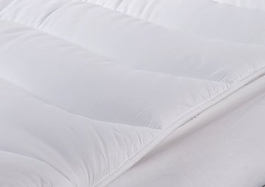 Spundown Mattress Enhancer in  on Furniture Village