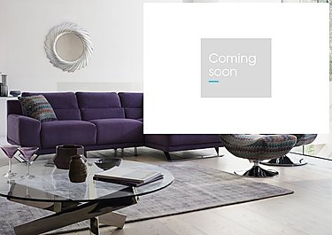 Seville 3 Seater Fabric Sofa in  on Furniture Village