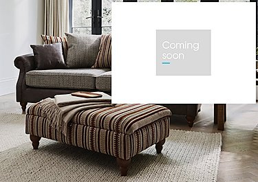 Chinook Faux Leather Seat 3 Seater Pillow Back Sofa in  on Furniture Village