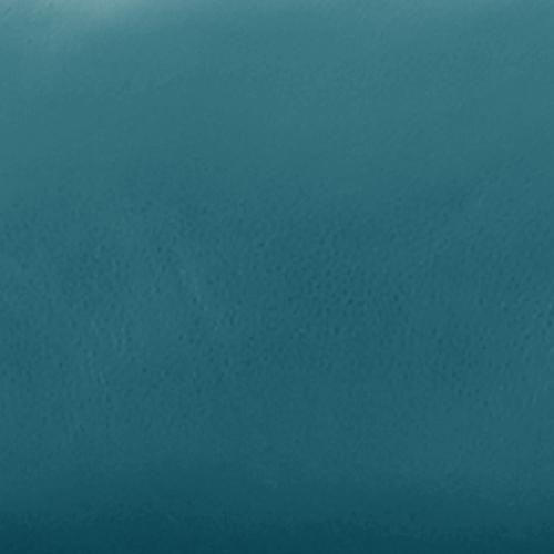Salvador 2 Seater Leather Sofa in 200/32  Atlantic Teal Blue on Furniture Village