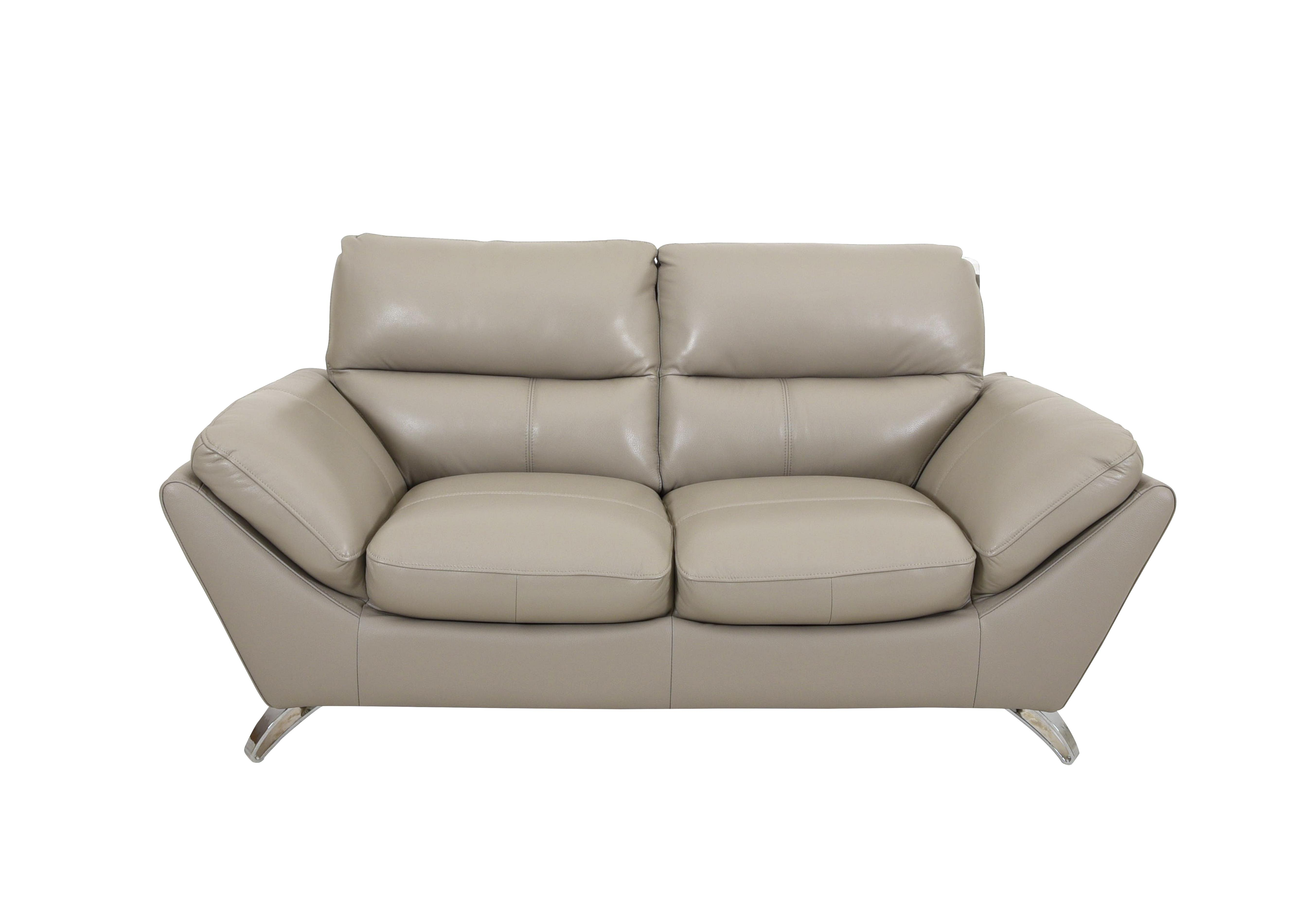 Salvador 2 Seater Leather Sofa World of Leather Furniture Village