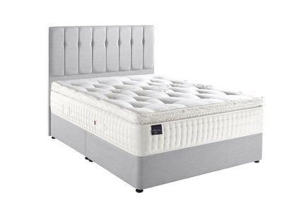 Platinum Seal Divan Set Slumberland Furniture Village