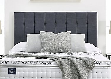 Taylor Strutted Bed Fix Headboard in  on Furniture Village