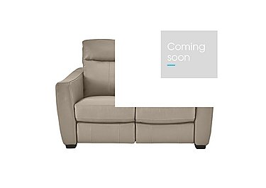 Compact Collection Midi 2 Seater Sofa - Only One Left! in 007 Nc-039c Pebble on Furniture Village