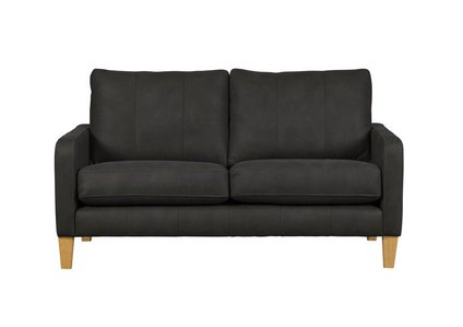 Maddox 2 Seater Leather Look Sofa - Furniture Village