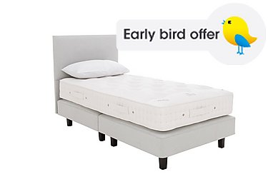 Single beds full collection furniture village for Divan 506