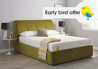 Upholstered Bed Frames And Bedsteads Furniture Village
