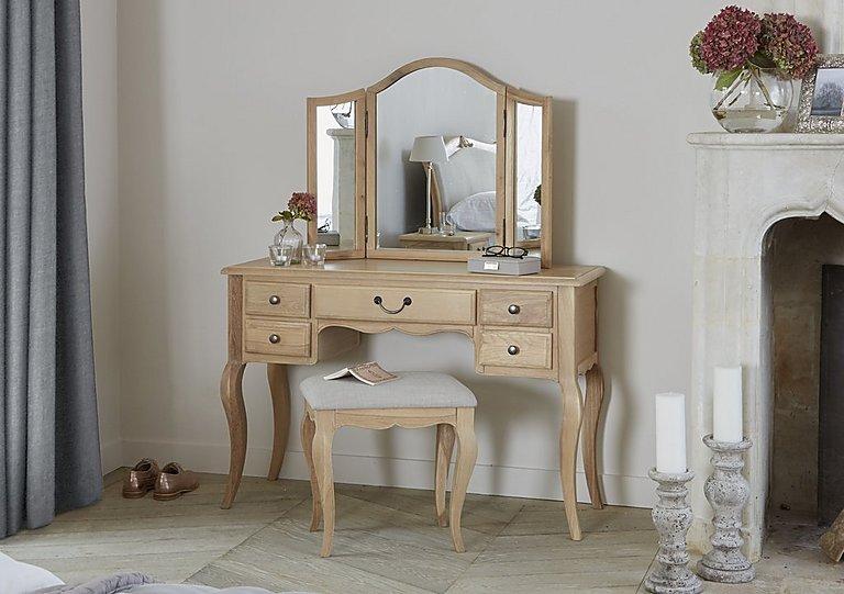 Daphne Dressing Table Set - Corndell - Furniture Village