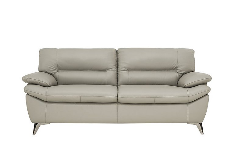 Ventura 3 Seater Leather Sofa Furniture Village