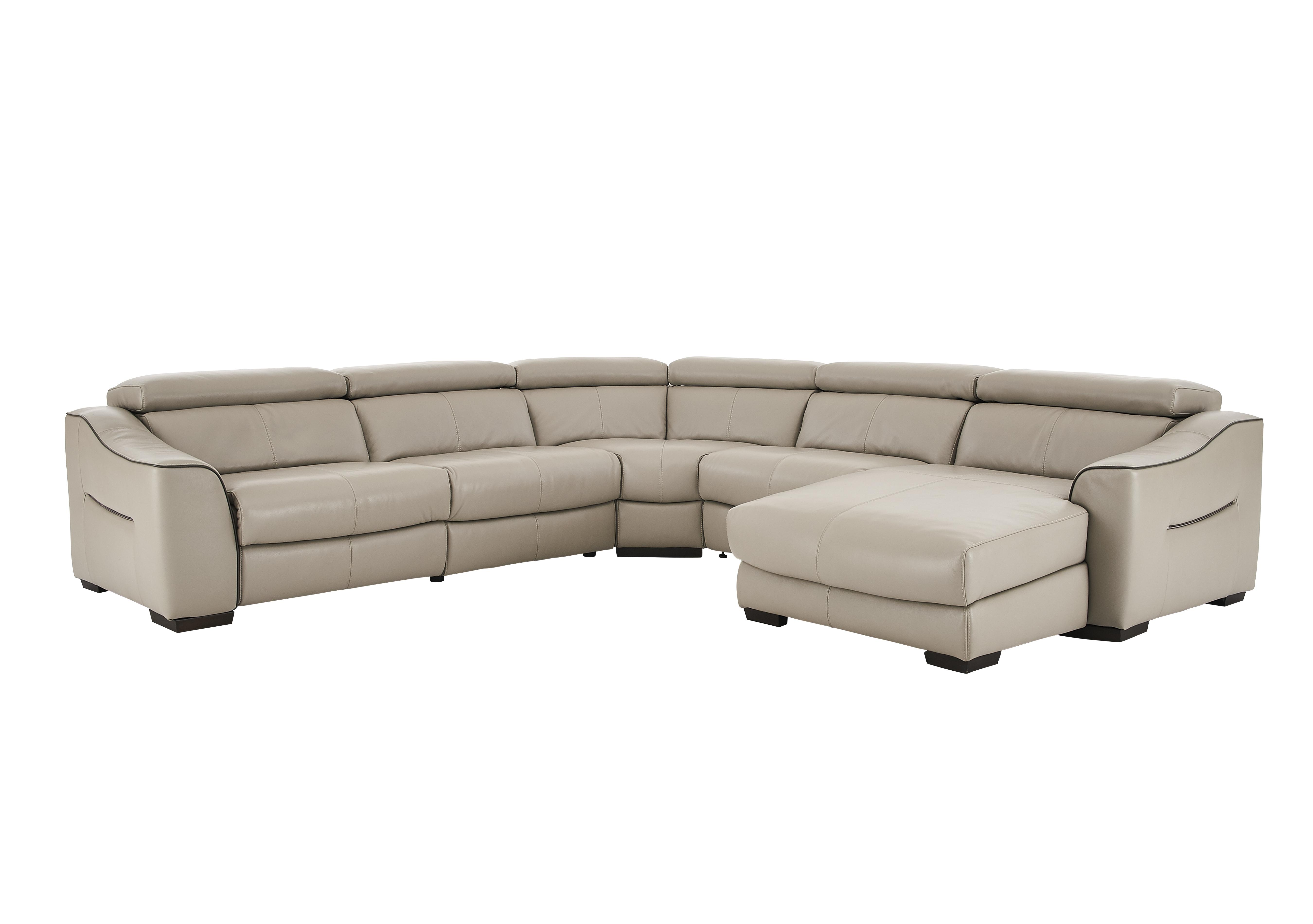 Elixir Leather Recliner Corner Sofa   Limited Stock!   World Of Leather    Furniture Village