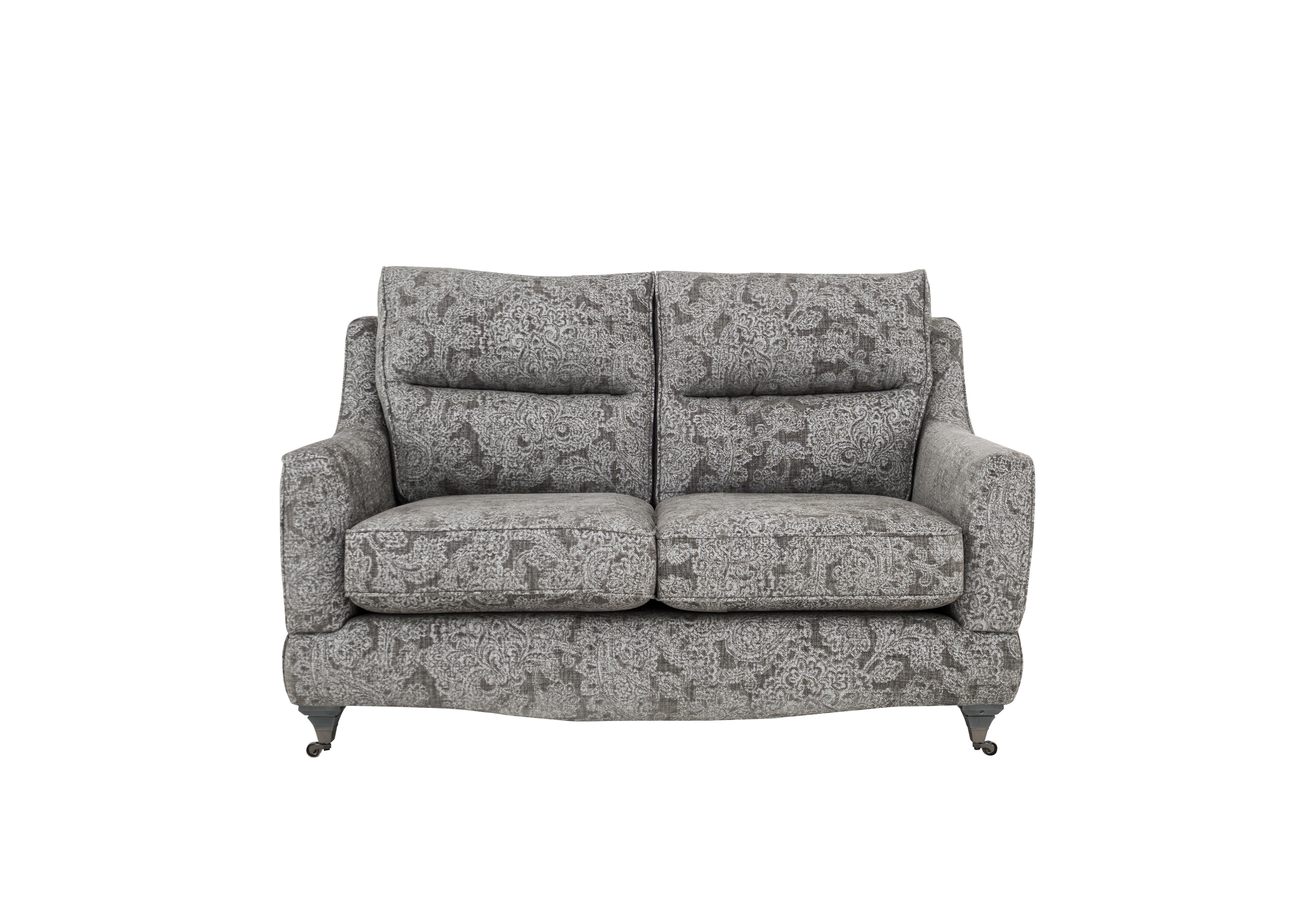 Fairfield 2 Seater Classic Back Fabric Sofa