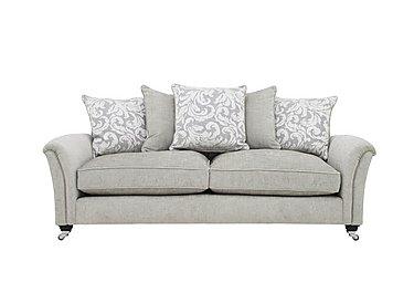 Devonshire Grand Pillow Back Fabric Sofa