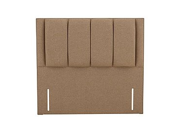 Orwell Headboard in Wool Praline on Furniture Village