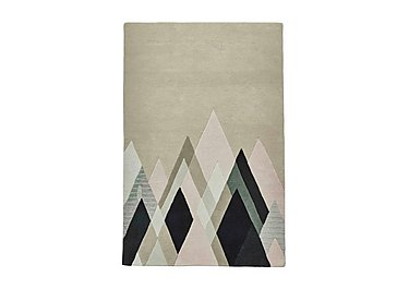 Michelle Collins Stand Tall Wool Rug in  on Furniture Village