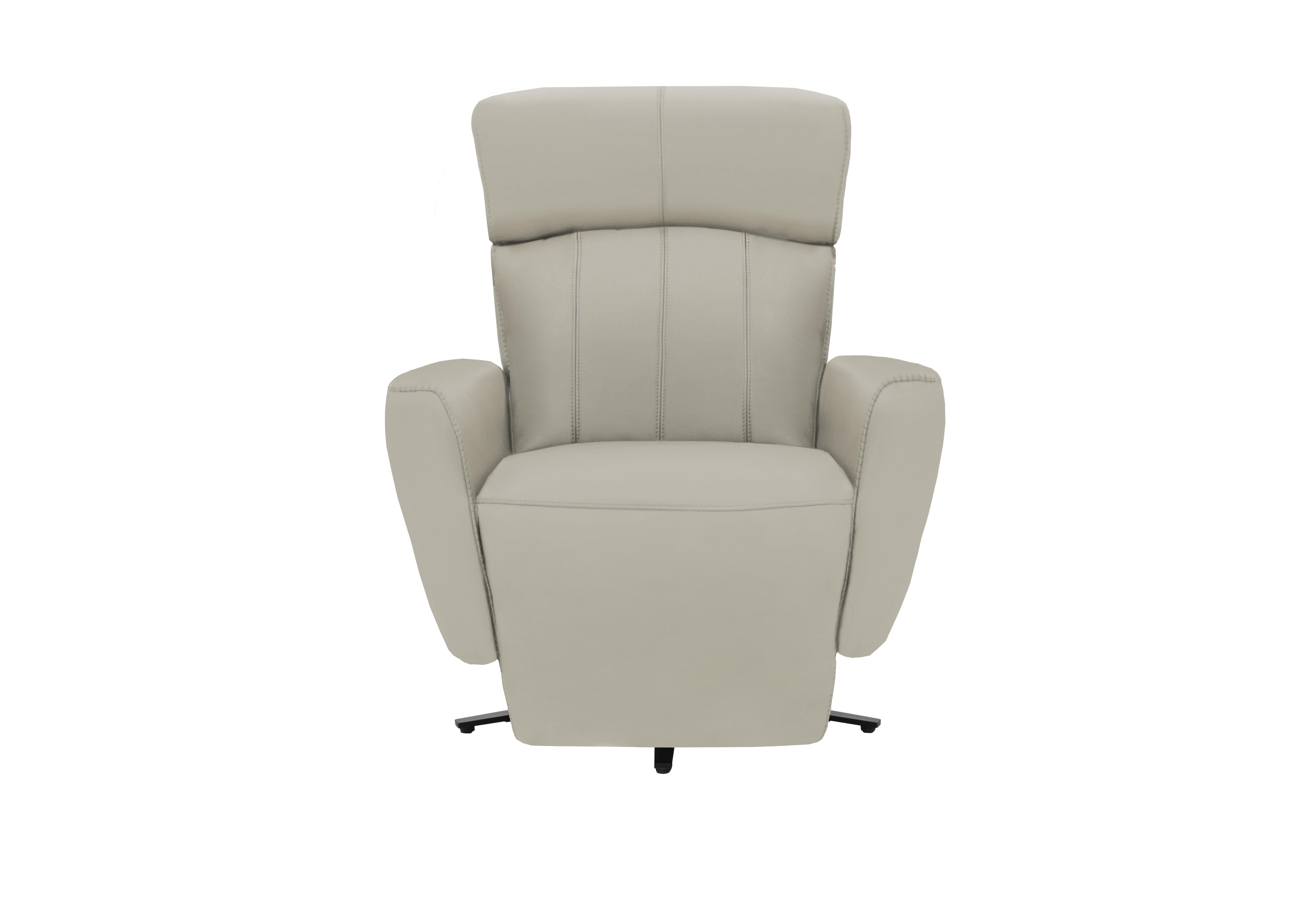 World Of Leather Avalon Leather Swivel Armchair   Only One Left!