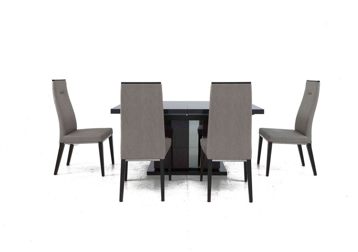 Avellino Extending Dining Table and 9 Dining Chairs