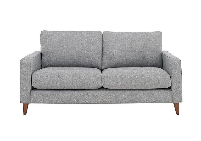 Alex 3 Seater Classic Back Fabric Sofa Furniture Village