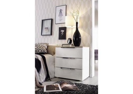 Wondrous Brisbane 3 Drawer Bedside Cabinet Interior Design Ideas Gentotryabchikinfo