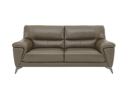 Zelda 3 Seater Leather Sofa - World of Leather - Furniture Village