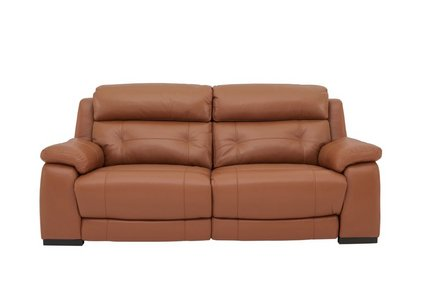 Ease 3 Seater Leather Recliner Sofa