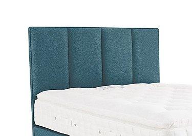 Hampden Floorstanding Headboard in Imperio 602 Turquoise on Furniture Village