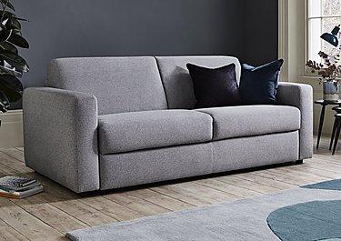 Toscana 3 Seater Fabric Sofa Bed