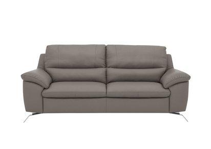 Apulia 3 Seater Leather Sofa