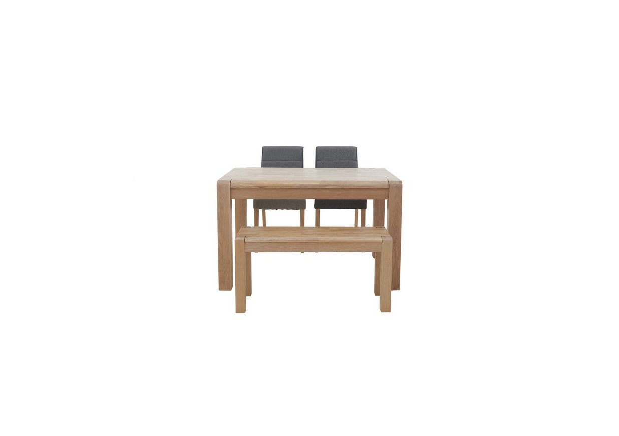 Hammersmith Small Dining Table 2 Chairs And Small Bench Furniture Village