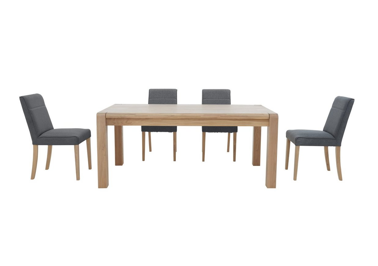 Hammersmith Large Dining Table And 4 Chairs Furniture Village