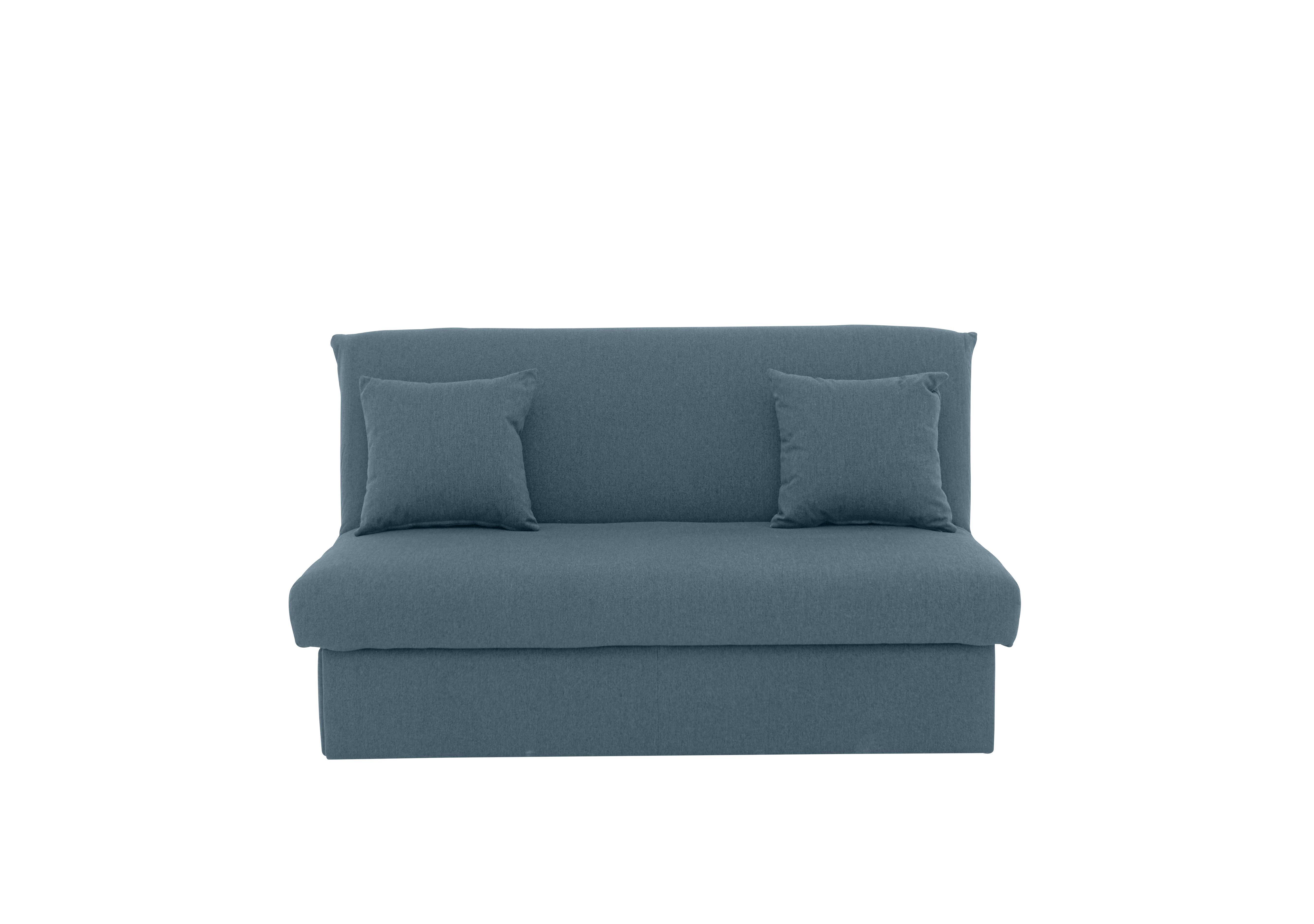 Picture of: Versatile Small 2 Seater Fabric Sofa Bed No Arms Furniture Village