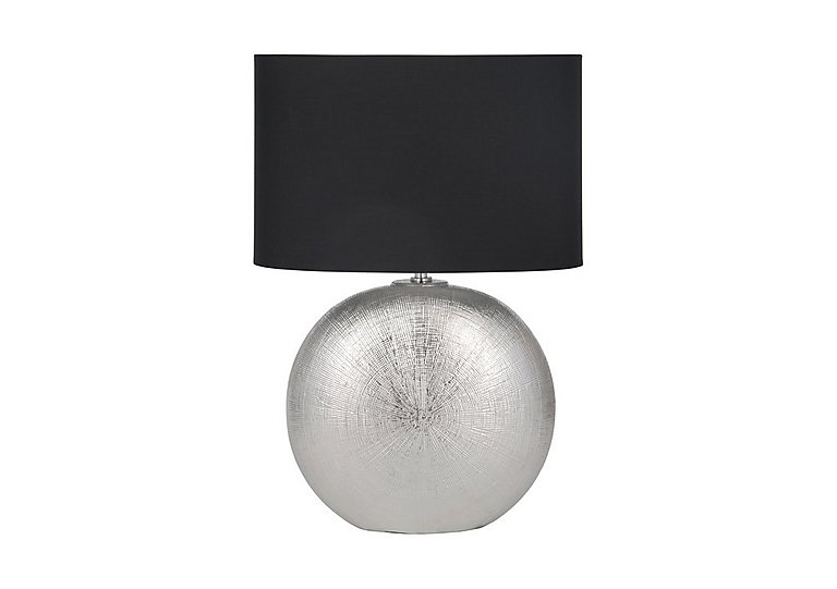 Zeus Table Lamp in  on Furniture Village