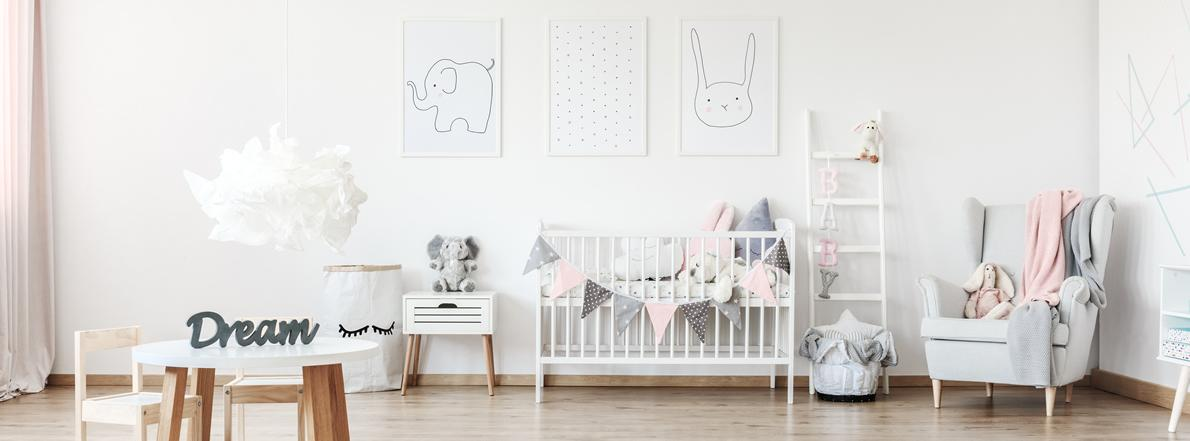 Perfecting the neutral look for your baby\'s bedroom ...
