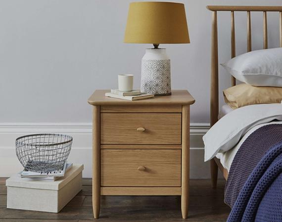Ercol Bedside Table