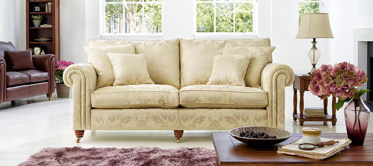 Village Furniture Sofas Hereo Sofa