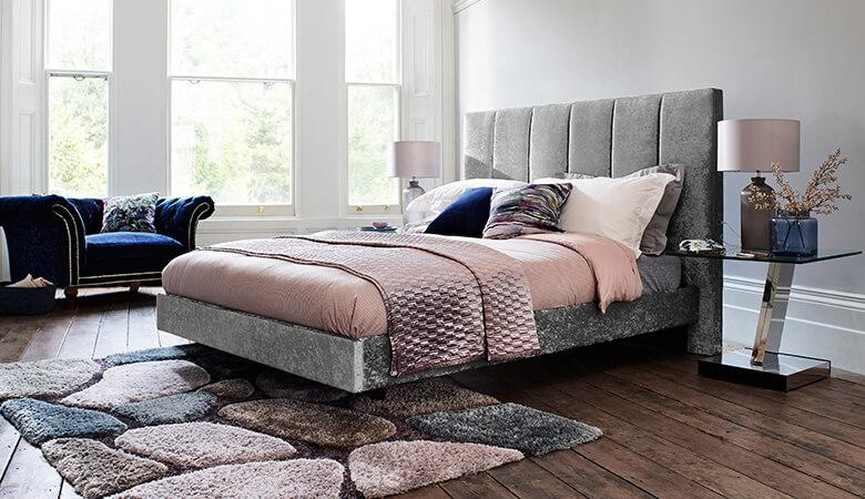 Electra Bed Frame with USB