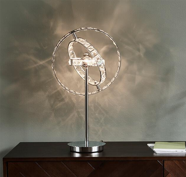 daylight savings_eternity table lamp