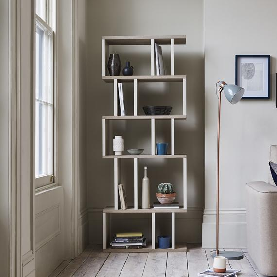Elmari Tall Shelving
