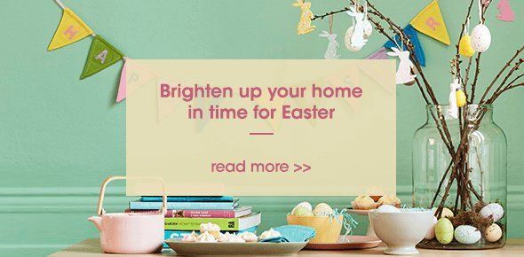 Brighten up your home