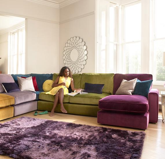10 Statement Sofas To Fall In Love With Furniture Village