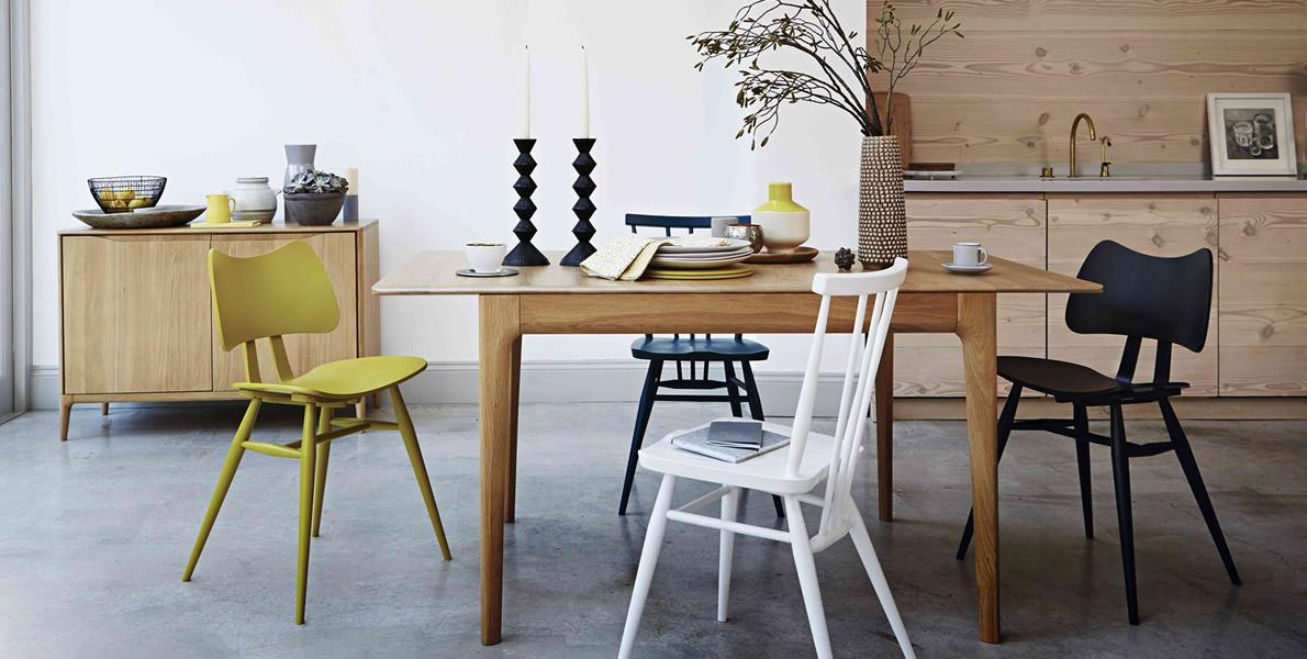 Ercol dining sets